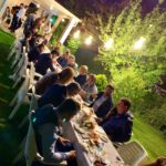 Dinner at Tuzla Garden Party Zeymarine