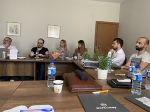 Quarterly Workshop - Zeymarine Head Office