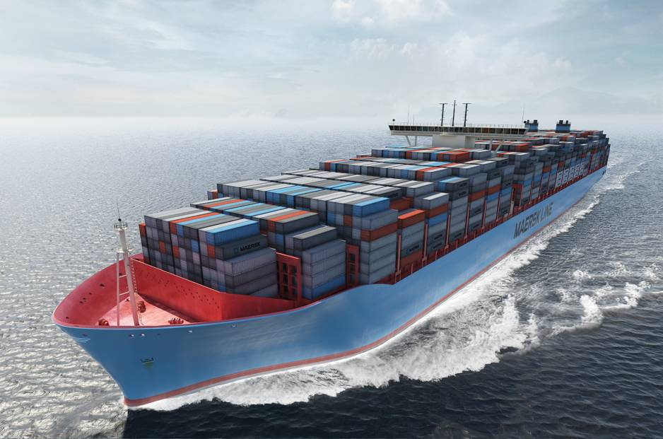 World S Largest Container Ships Zeymarine