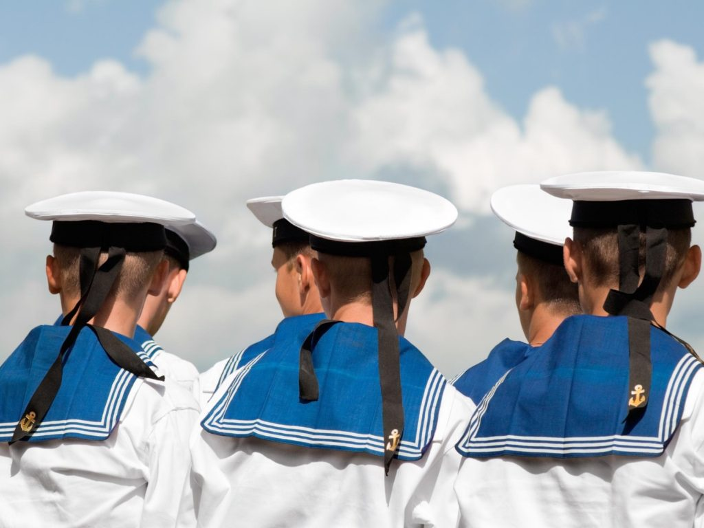marine youngsters