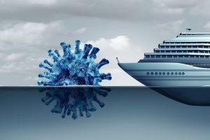 corona impact ship